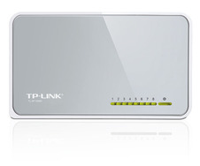 Switch TP-Link TL-SF1008D 8-портов 10/100