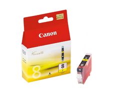Картридж лиц. Canon CLI-8 yellow Colorway