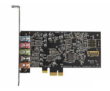 Звуковая карта Creative Audigy FX (70SB157000000) PCI-E