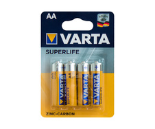 Батарея AA VARTA Superlife (556267) (4шт/уп) 1шт