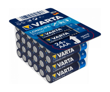 Батарея AAA VARTA Longlife Power (24 pack) (807536) 1шт