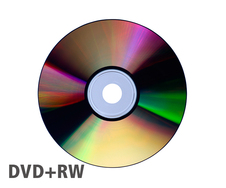 Диск DVD+RW Verbatim 4,7Gb 4x Color Slim (5 box) (43297) 1шт.