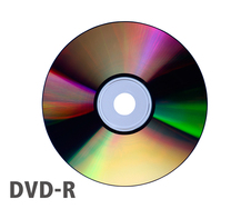 Диск DVD-R Verbatim 4,7Gb 16x Slim box (43547) 1шт.