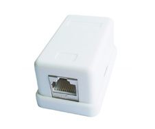 Розетка RJ-45 внешняя одинарная FTP CAT 6 (NCAC-FS-SMB1)