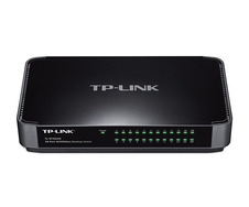 Switch TP-Link TL-SF1024M 24-порта 10/100Mb