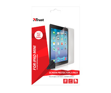 Защитная пленка Trust Screen Protector 2-pack for iPad mini (18839)