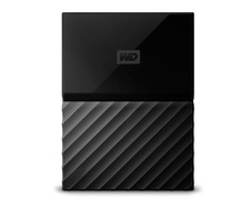 "HDD Ext 1TB 2.5"" WD My Passport Ultra Black (WDBYNN0010BBK) USB 3.0"