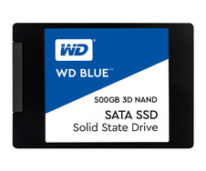 "SSD накопитель 500Gb 2.5"" WD Blue  (560/530 MB/s) (WDS500G2B0A)"